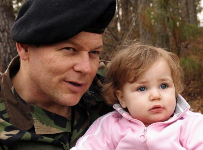 Есть ли право на отсрочку от армии из-за ребенка