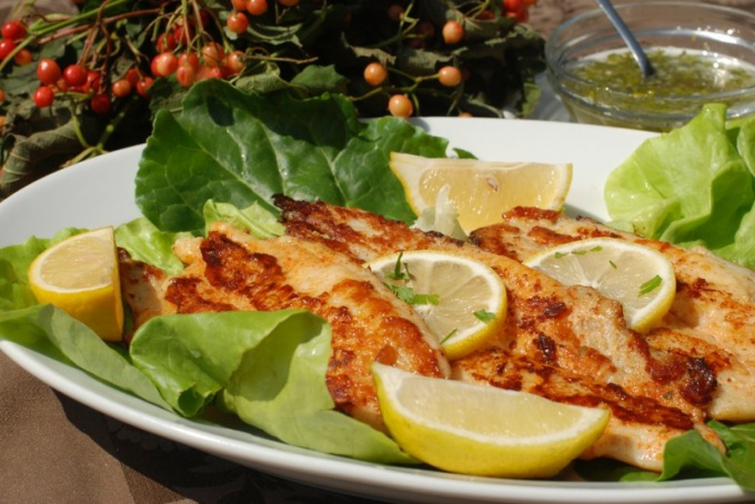 Oven baked cod is tasty and healthy dish