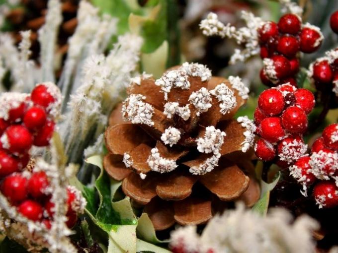 За обеденным столом в Рождество главное - теплая семейная атмосфера