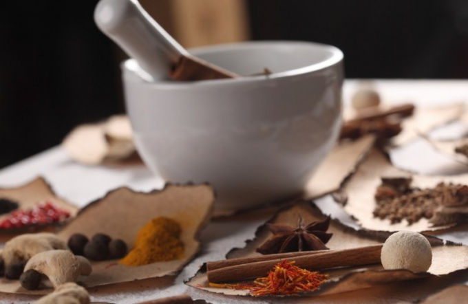 How to choose a mortar for spices