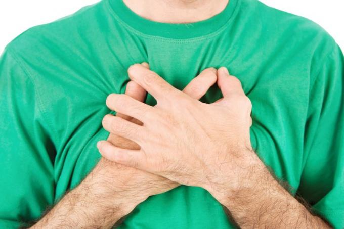 Как лечить боль в груди