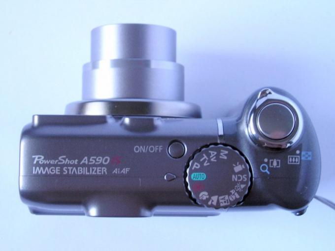 Что обозначает буква М в настройках фотоаппарата