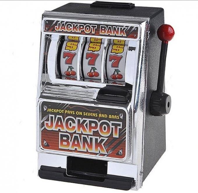 Когда и где появились первые игровые автоматы