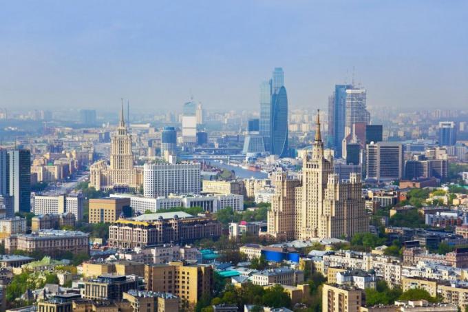 Стоит ли переезжать в Москву