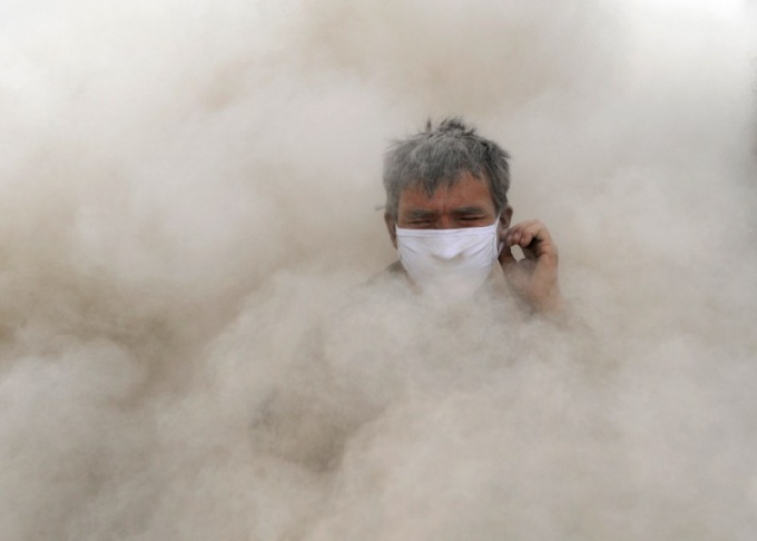 Какая пыль самая вредная для человека