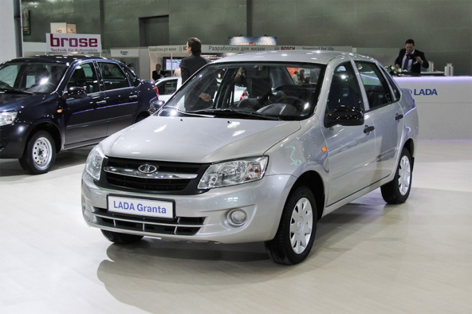Lada Granta: the pros and cons