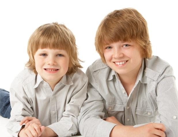 Разница в возрасте между детьми