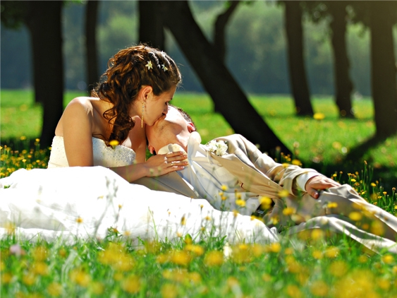 время для бракосочетания