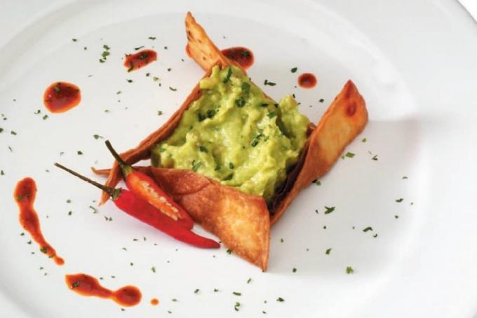 Как приготовить классический мексиканский гуакамоле