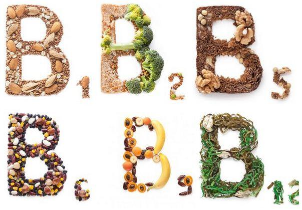 Чем полезны витамины группы В