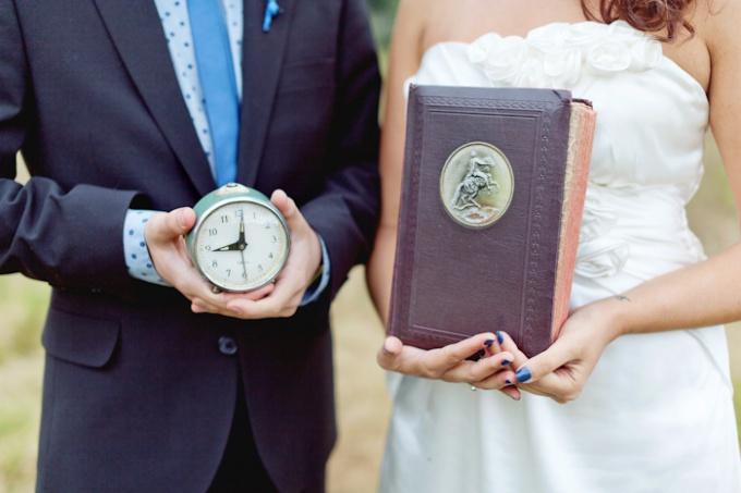 Примерное расписание свадебного дня