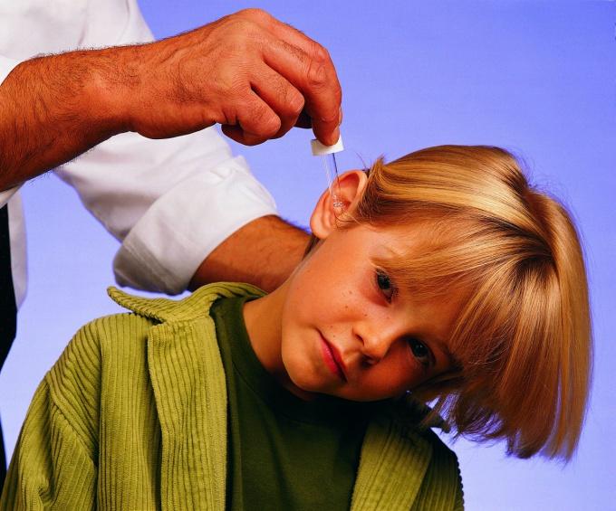 Как ухаживать за больными ушами