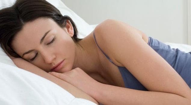 В какой позе лучше спать?