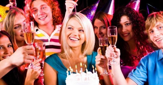 Как праздновать 33 года
