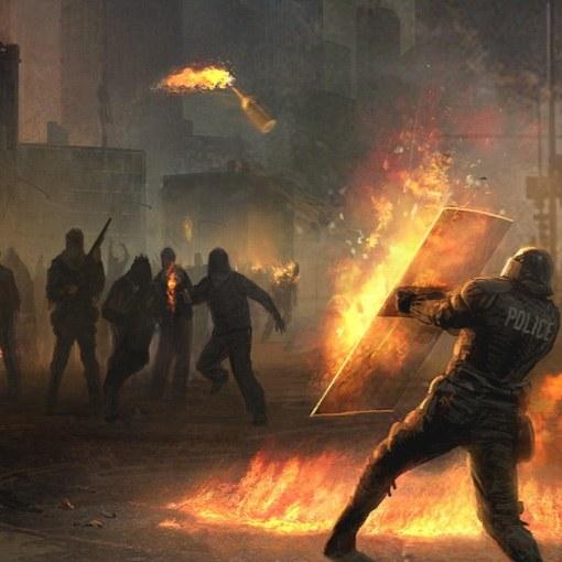 Что значит устроить бунт