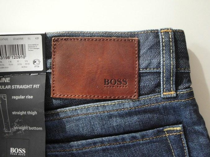 Как отличить настоящие джинсы Hugo Boss   от подделки