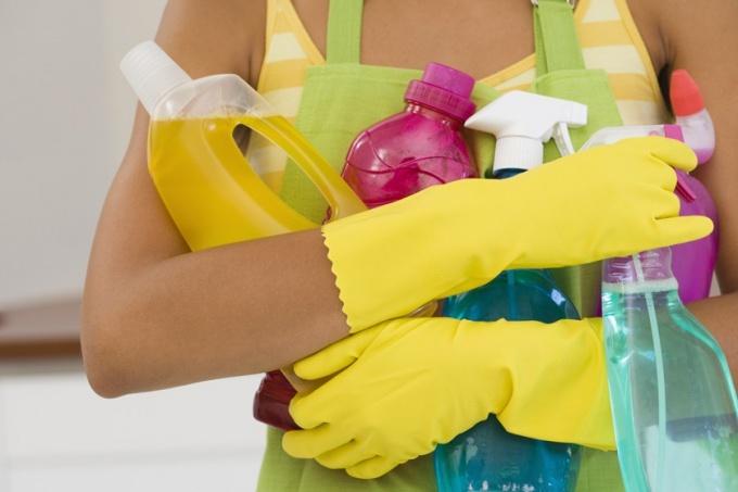 Как соблюдать порядок в доме