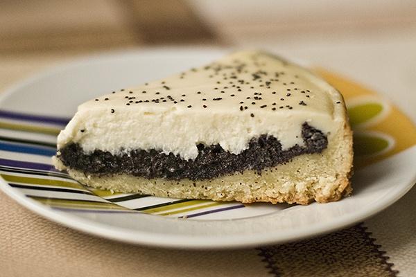 Как приготовить нежный маковый торт