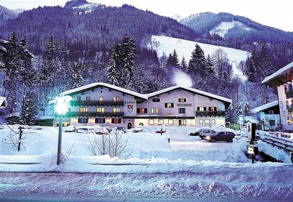 Горнолыжные курорты Германии: Заальбах и Майрхофен