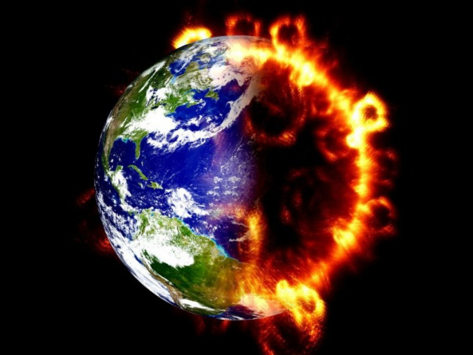 Огонь с небес - один из возможных сценариев апокалипсиса