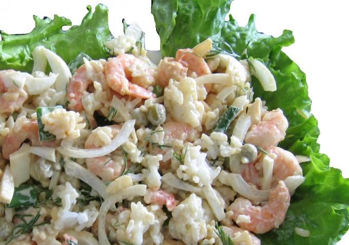 крабовое мясо яйца салат рецепт