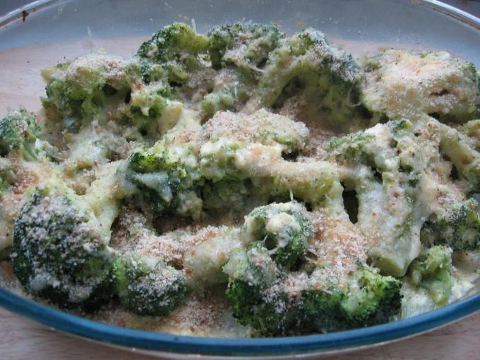 приготовить брокколи рецепты фото