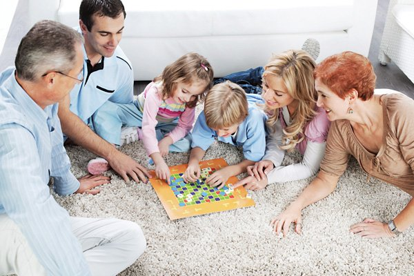 Настольные игры для сплочения семьи