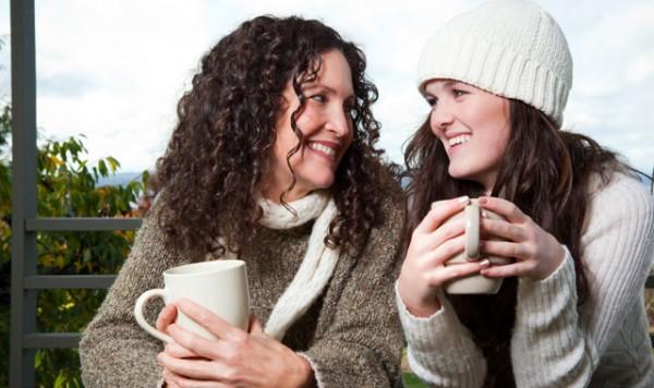 Как правильно поговорить с родителями