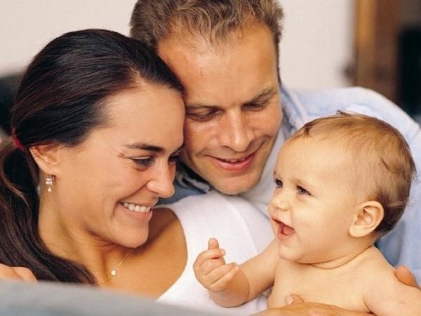 Как построить крепкую семью