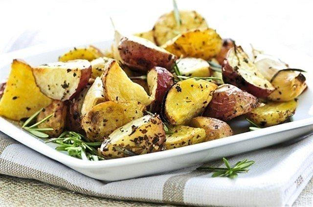 Секреты приготовления картофеля