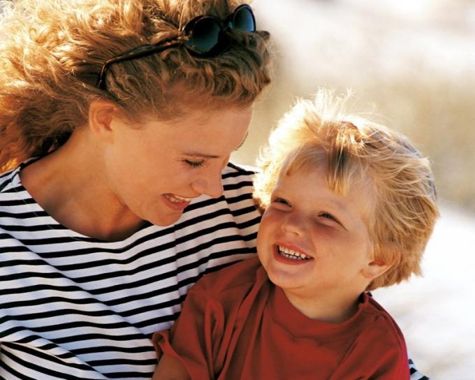 Важно любить ребенка, но давать возможность стать самостоятельным