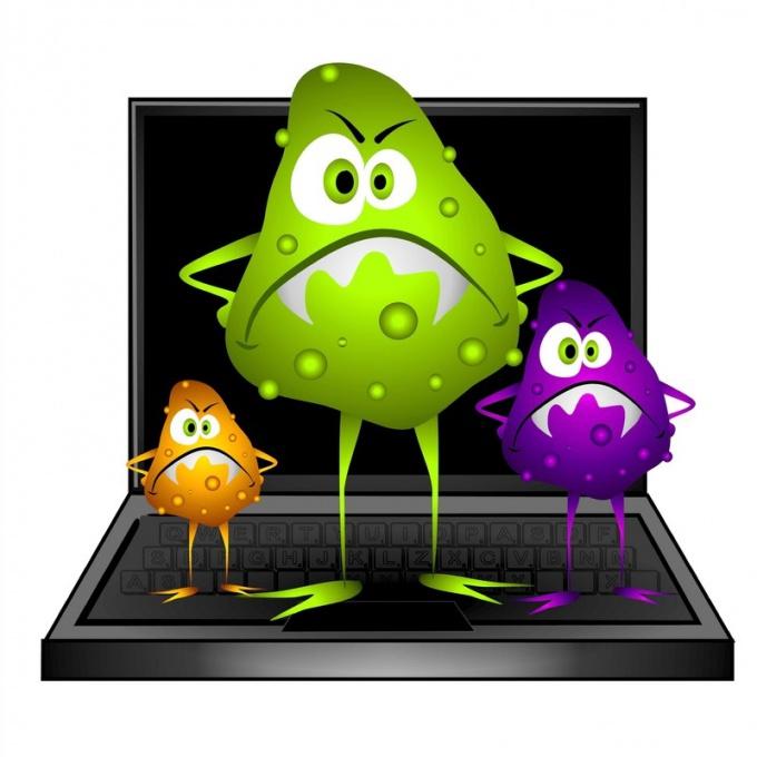 Как не поймать вирус в интернете