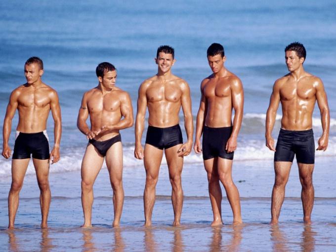 У мужчин огромный выбор нижнего белья