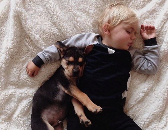 How long should sleeping 2-year-old child