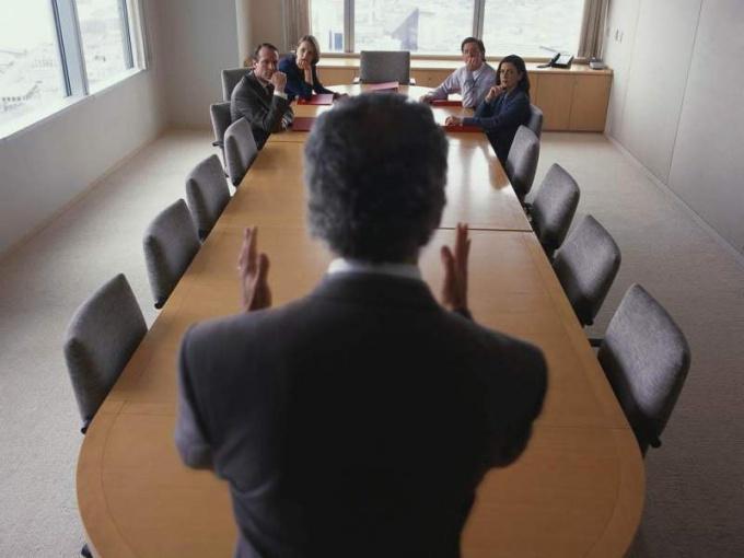 Управление компанией