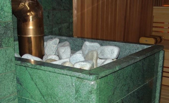 Какой камень лучше для бани