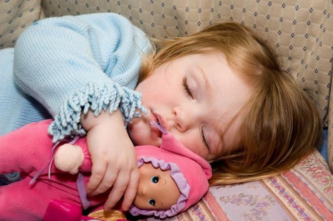 Что делать, если ребенок плохо засыпает вечером