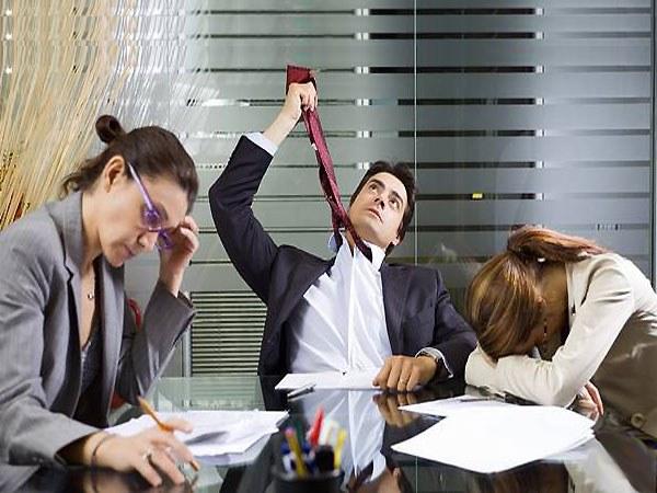 что делать,если устаешь на работе