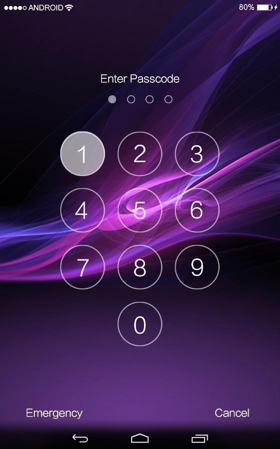 Как отключить блокировку экрана на планшете