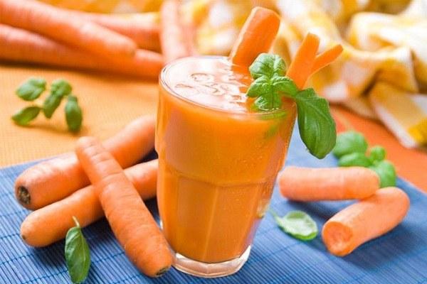 Сок морковный - польза или вред?