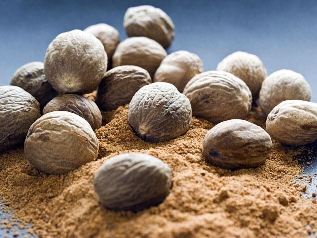 В больших количествах мускатный орех может вызвать галлюцинации