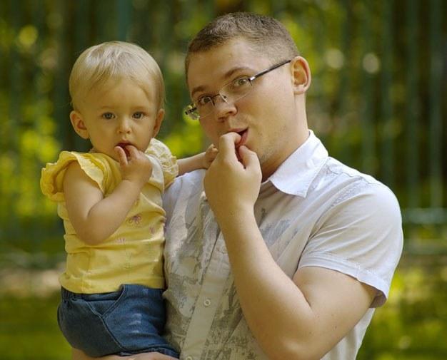Копируют ли дети поведение родителей