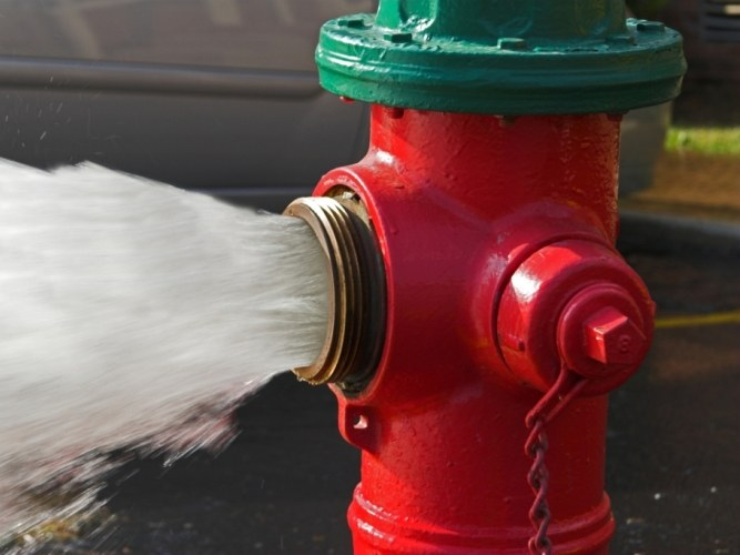 What is a fire hydrant