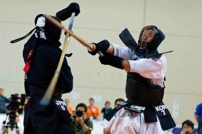 Особенности кендо как вида боевого искусства
