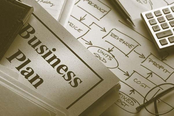 Главное составить бизнес-план