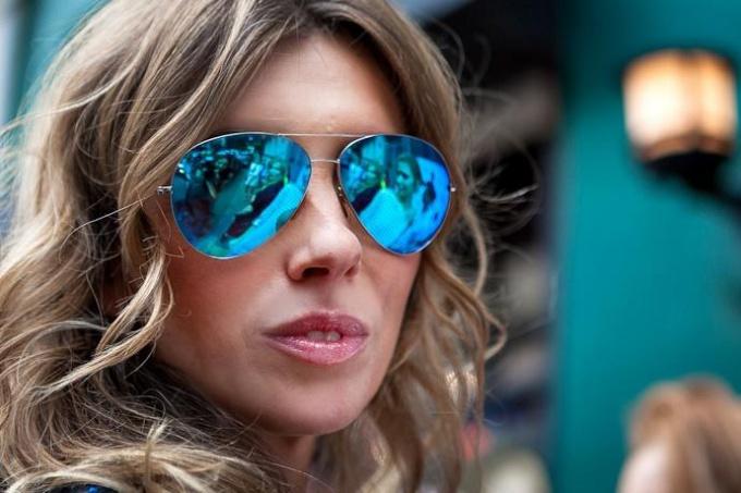 Какой форме лица подходят солнцезащитные очки-капельки