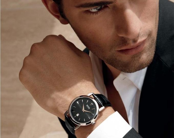Мужской стиль: как сочетать часы с одеждой