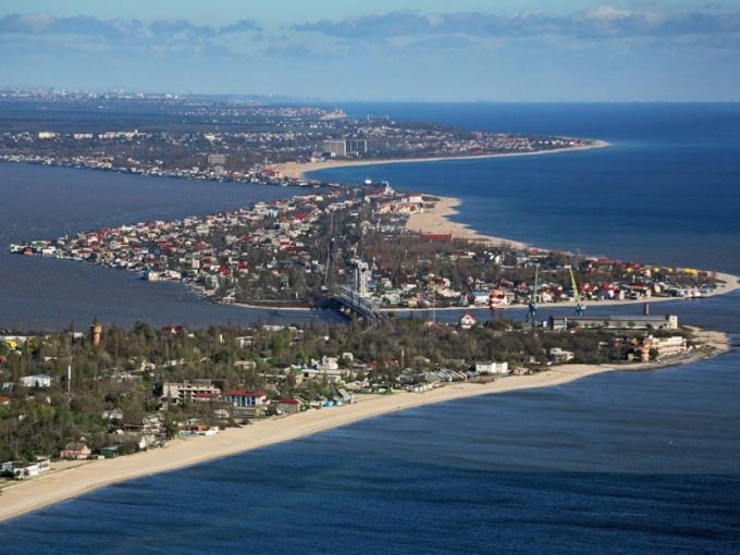 The best resort cities of Ukraine