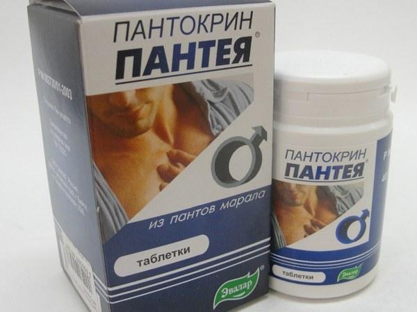Как применяется лекарственное средство «Пантокрин»
