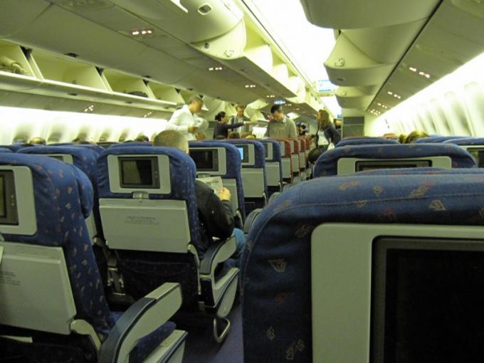 Какие лучшие места в самолете